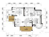 奥林匹克花园5期_5室2厅4卫 建面203平米