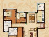 恒大翡翠华庭_3室2厅2卫 建面122平米