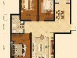 荣兴天顺_3室2厅1卫 建面124平米