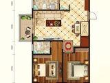 中泽纯境_3室2厅2卫 建面128平米