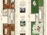 佰利庄园_5室2厅6卫 建面271平米