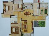 雅居乐国际花园_4室2厅1卫 建面132平米