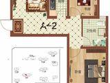 祝福红城_2室1厅1卫 建面77平米