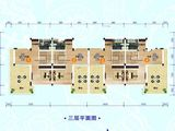 敏捷黄金海岸_5室2厅3卫 建面191平米