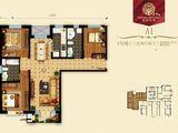 学府清华_3室2厅2卫 建面118平米