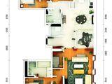 万国城moma_4室2厅2卫 建面237平米