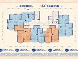 太原恒大御景湾_2室2厅1卫 建面85平米